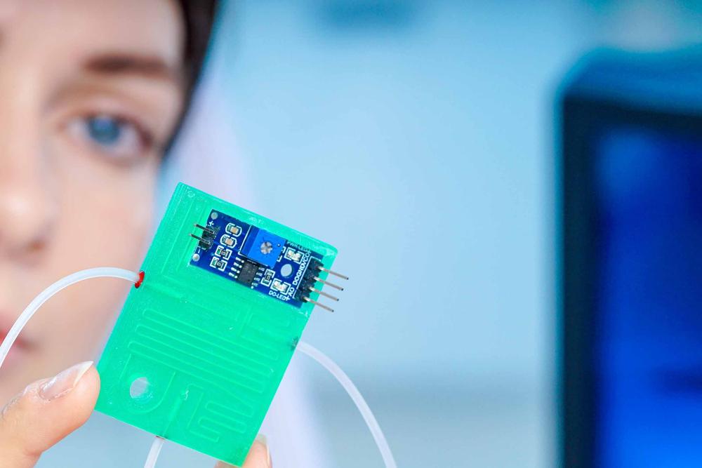 biosensor, lab on a chip